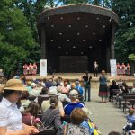 Международен фолклорен фестивал в Борисовата градина