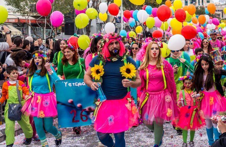 Най-старият и популярен карнавал в Лимасол ще приключи с грандиозно шествие >
